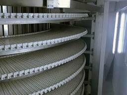 Конвейер спиральный для заморозки продуктов и полуфабрикатов - фото 2