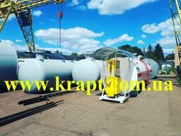 Оборудование для АГЗС, газовая заправка