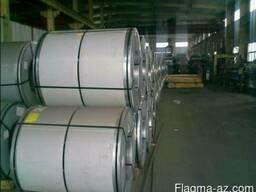 Оцинкованная рулонная сталь 0,25 от производителя