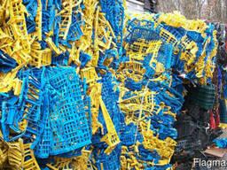 Отходы пластика, пластмасса, литники.