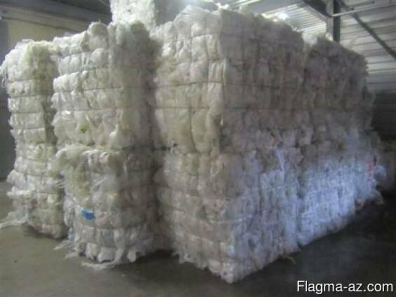 Отходы полипропиленовых мешков