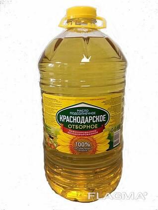 Rusiyada istehsalçıdan günəbaxan rafine yağı topdan