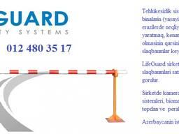 Slaqbaum – barrier sistemi