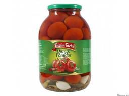 """Соленья из красных помидоров """"Bizim tarla """" 2 кг"""