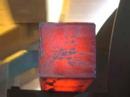 Стальная литая квадратная заготовка