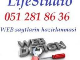 Web saytda dizayn xidməti 055 450 57 77