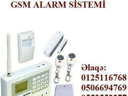 Alarm və siqnalizasiya sistemləri - photo 3