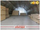 Ангары полигональные для хранения с/х продукции, зерна - photo 5