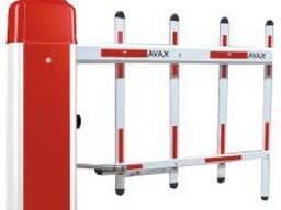 AVAX şlaqbaum sisteminin satışı və quraşdırılması