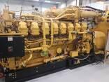 Б/У газовый двигатель Caterpillar 3516, 1998 г. в. 1 000 Квт - фото 4