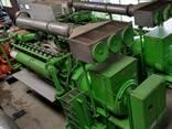 Б/У газовый двигатель Jenbacher J 620 GS-NL, 2009 г - фото 8