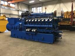 Б/У газовый двигатель MWM TCG 2020 V20, 2000 Квт, 2012 г. в. - photo 4