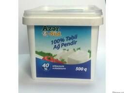 """Белый сыр """"Azərsüd"""" 500 гр"""