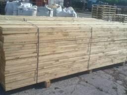 Board timber pine