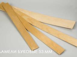 Буковая ламель от производителя /Украина/ - фото 2