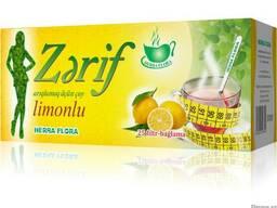"""Чай """"Zərif"""" для похудения в пакетиках - фото 3"""