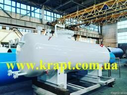 Емкости, резервуары для газа от производителя