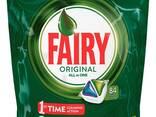 FAIRY - таблетки для посудомоечной машины, моющее средство - фото 4