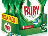 FAIRY - таблетки для посудомоечной машины, моющее средство - фото 5