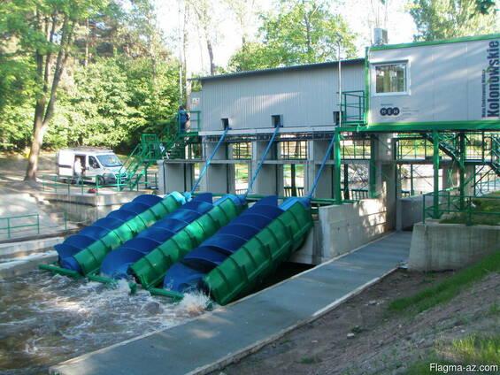 Гидроэлектростанция, ГЭС, мини-ГЭС