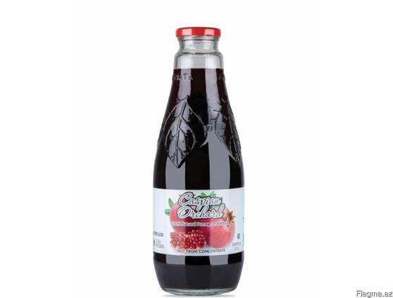"""Гранатовый сок """"Caspian Orchard """""""
