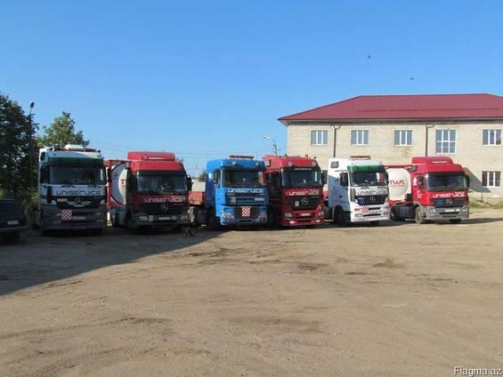 Грузоперевозки из РФ, Белоруссии, Украины в Азербайджан