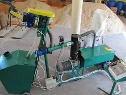 Линии гранулирования древесных отходов MGL 400
