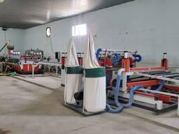 Линия оборудования по производство МДФ