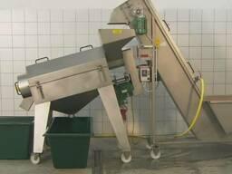 Линия по производству сока прямого отжима 500 л/час