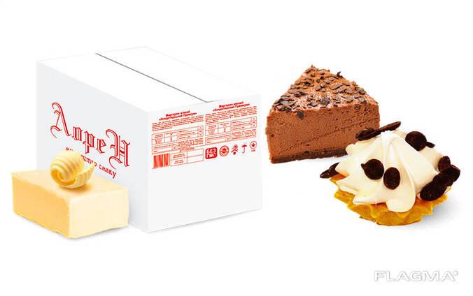 «LOREN Cream and cake 82%» маргарин столовый