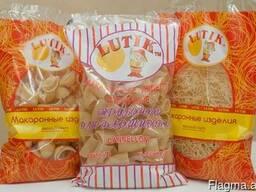 Макаронные изделия производства Республики Беларусь