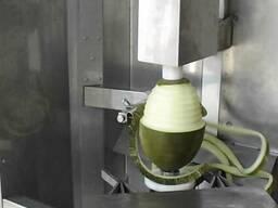 Машина для очистки от кожуры ананаса, дыни, арбузов, тыквы - фото 3