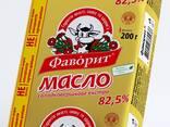 """Масло сливочное натуральное """"Фаворит"""" ГОСТ - фото 1"""