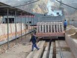 Мини туннельная печь для обжига кирпича купить оборудование - photo 4