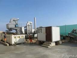 Мобильный асфальтобетонный завод Sinosun CAP20 (20 т/ч)