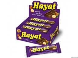 """Молочный шоколад """"Hayat"""" фундук"""