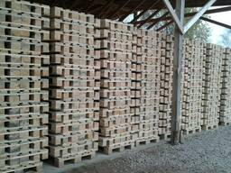 New Euro Pallets with license EPAL 1200x800