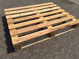 New Euro Pallets with license EPAL 1200x800 - photo 3