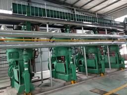 Оборудование для производства, рафинации и экстракци растительного и подсолнечного масла
