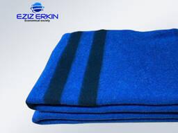 Одеяло из шерсти армейское