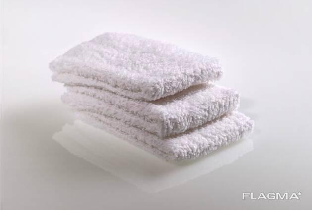 Одноразовые в индивидуальной упаковке хлопковое полотенце