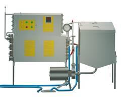 Пастеризатор на 500 л проточный УЗМ-0, 5