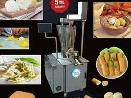 Peynir içi peynir doldurma makinası. 100% Yerli üretim