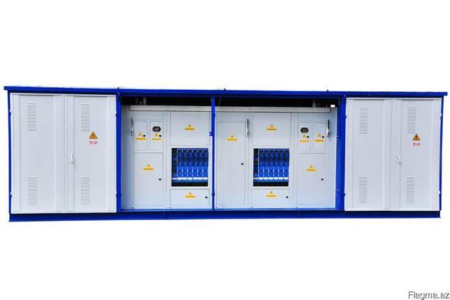 Подстанции трансформаторные комплектные для городских сетей