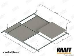 Подвесной потолок на Т-профиле от производителя - фото 8