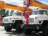 Поставка и продажа новых автокранов моделей Ивановец в Азербайджане - фото 3