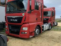 Продам 2 тягача Ман TGX 18 440 В отличном состоянии ! 2016 И 2017 гв Возможна доставка!
