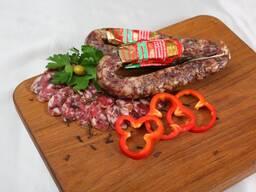 Продукт из свинины рубленый с/в Домашний по белорусски