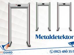 Qapi tipli ust arama metal detektorları