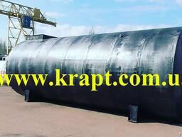 Резервуары для хранения нефтепродуктов двустенный 50 куб. м